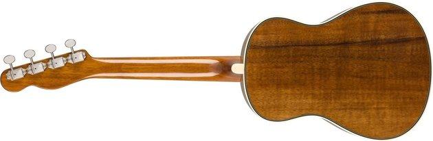 Fender Montecito Tenorové ukulele Tobacco Burst