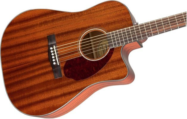 Fender CD-140SCE Dreadnought All-Mahogany Shaded Edge Burst