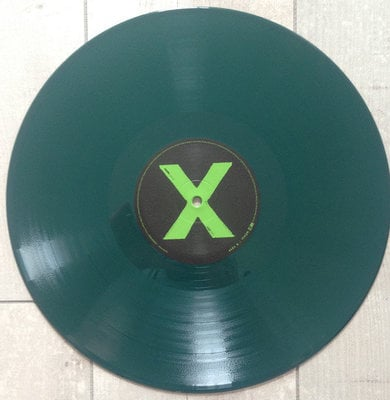 Ed Sheeran X (Limited)