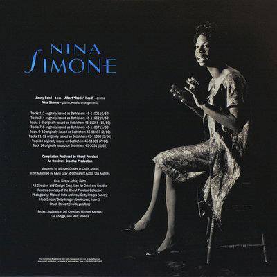 Nina Simone Mood Indigo:The Complete Bethlehem Singles