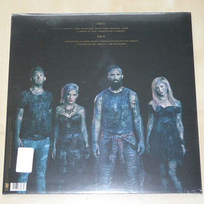 Skillet Unleashed (Lp+Cd)