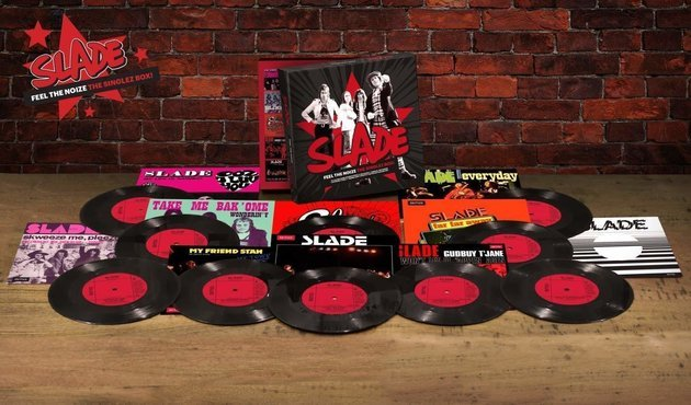 Slade Feel The Noize (10 LP Box Set)