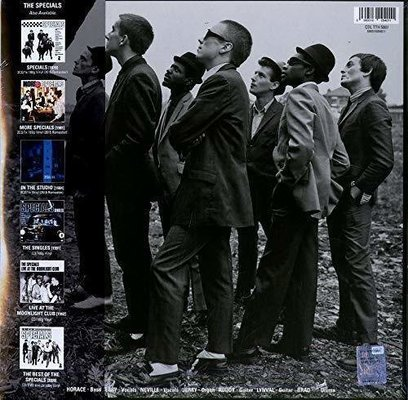 The Specials Specials [40Th Anniversary Half-Speed Master Edition]
