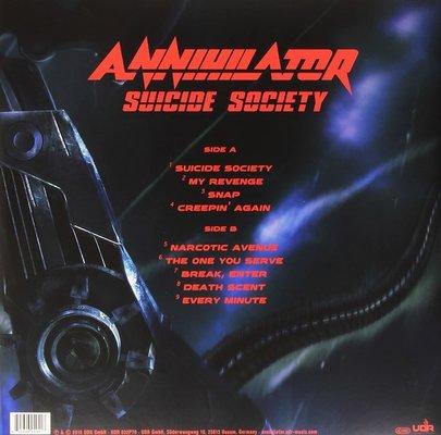 Annihilator Suicide Society