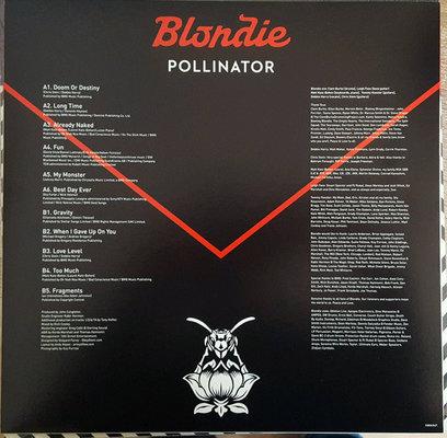 Blondie Pollinator (Limited Edition Coloured Vinyl)