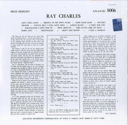 Ray Charles Ray Charles (Mono)