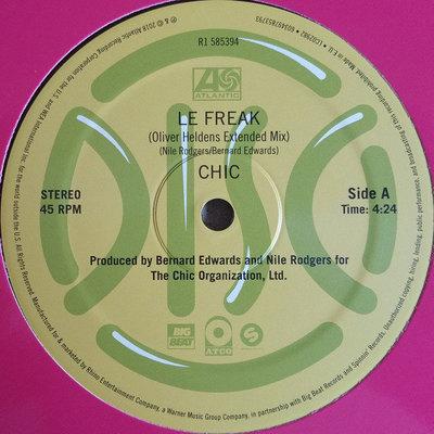 Chic Rsd - Le Freak