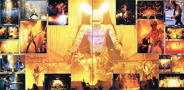 Iron Maiden Live After Death (Limited)