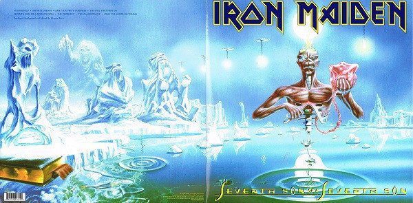 Iron Maiden Seventh Son Of A Seventh Son (Limited)