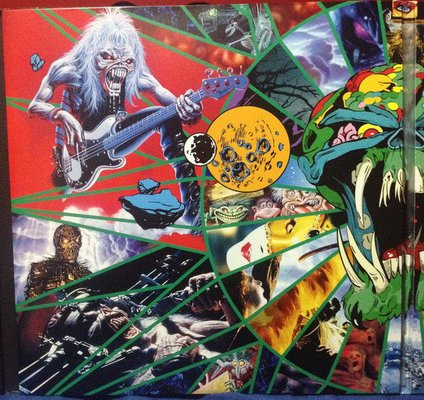Iron Maiden From Fear To Eternity: Best Of 1990-2010 (3 LP)