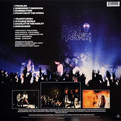 Iron Maiden Iron Maiden (Limited)