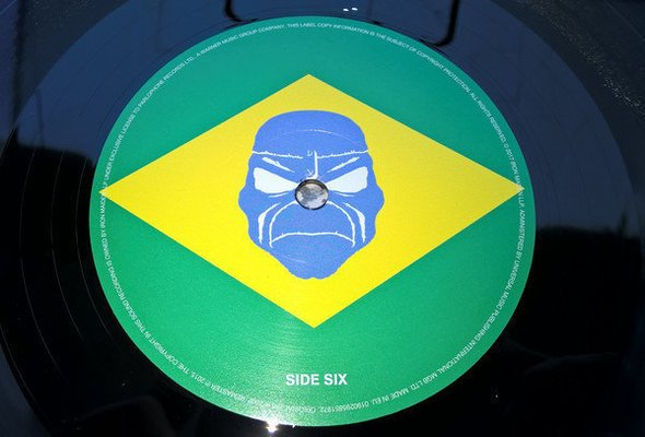 Iron Maiden Rock In Rio (3 LP)