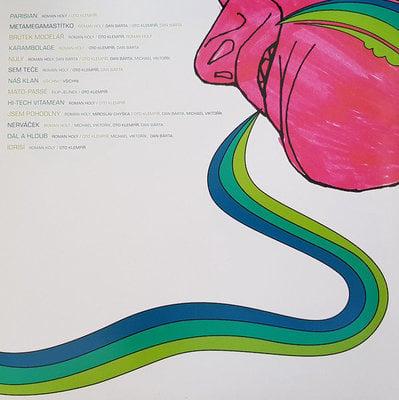 J.A.R. LP Box White (8 LP)