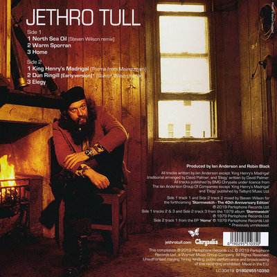 Jethro Tull Rsd - North Sea Oil