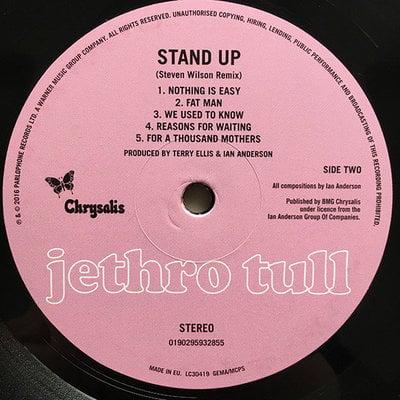 Jethro Tull Stand Up (Steven Wilson Remix)