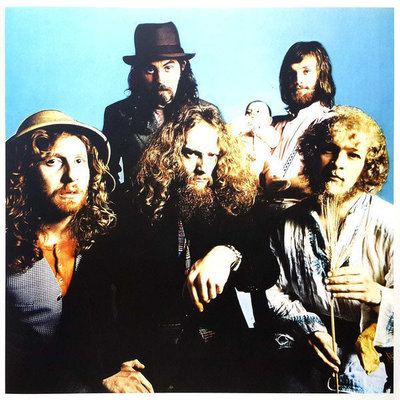 Jethro Tull Living In The Past