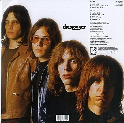 The Stooges The Stooges
