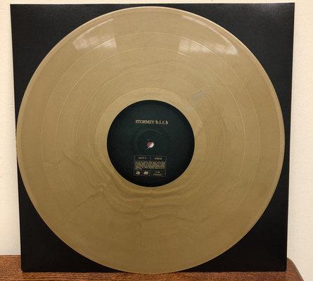 Stormzy Heavy Is The Head (Gold Vinyl Album)