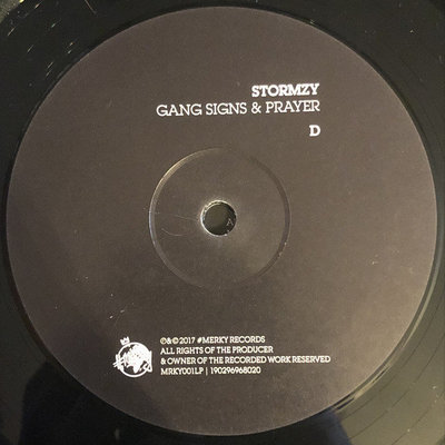 Stormzy Gang Signs & Prayer