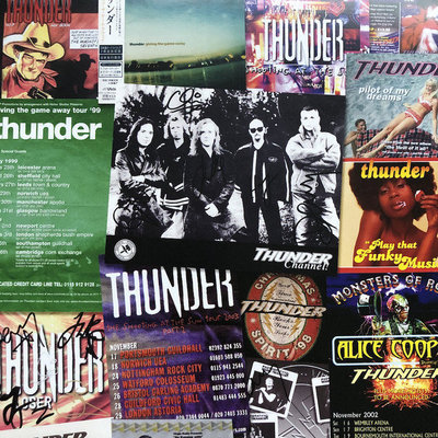 Thunder The Greatest Hits (3 LP)