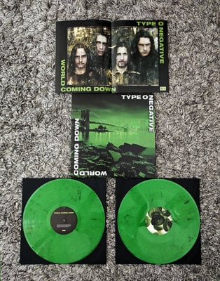 Type O Negative World Coming Down