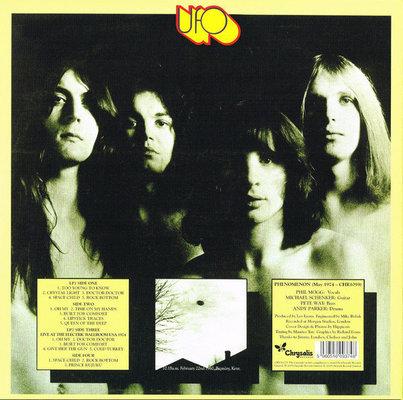 UFO Phenomenon (Deluxe Edition)