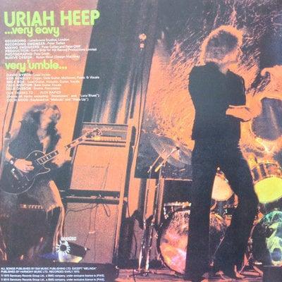 Uriah Heep Very 'Eavy, Very 'Umble
