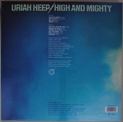 Uriah Heep High And Mighty