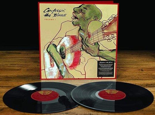 Various Artists Confessin' The Blues Vol.1