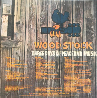 Various Artists Woodstock Ii (Summer Of 69 Campaign)