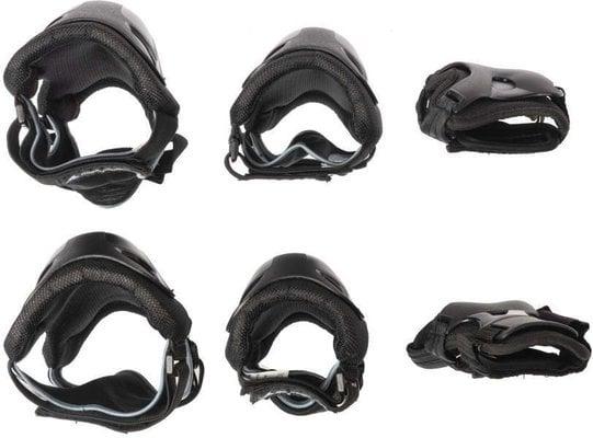 Rollerblade Skate Gear 3 Pack Black XL