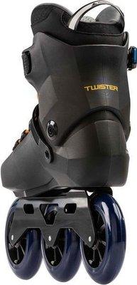 Rollerblade Twister Edge 110 3WD Black/Mango 280