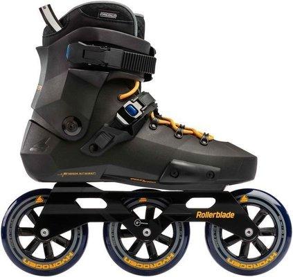 Rollerblade Twister Edge 110 3WD Black/Mango 285