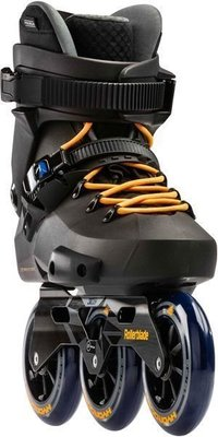 Rollerblade Twister Edge 110 3WD Black/Mango 295
