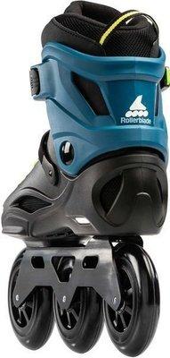 Rollerblade RB 110 3WD Black/Petrol Blue 270