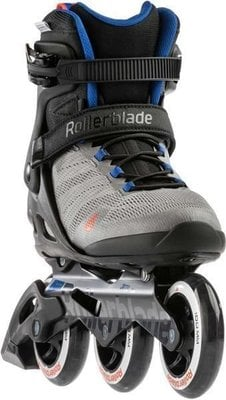 Rollerblade Sirio 100 3WD Cool Grey/Surf Blue 265