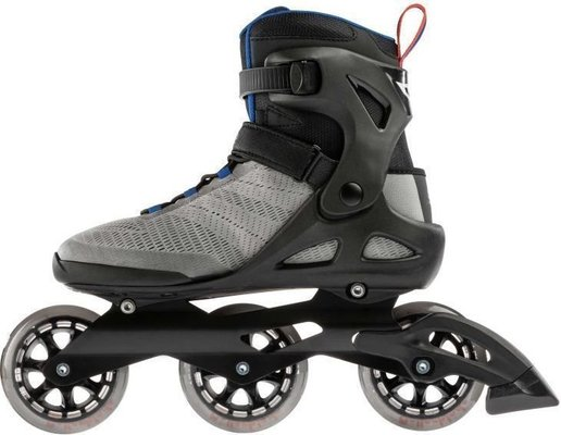 Rollerblade Sirio 100 3WD Cool Grey/Surf Blue 285