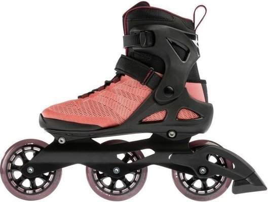 Rollerblade Sirio 100 3WD W Mauveglow/Rhododendron 255