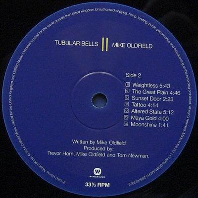 Mike Oldfield Tubular Bells Ii