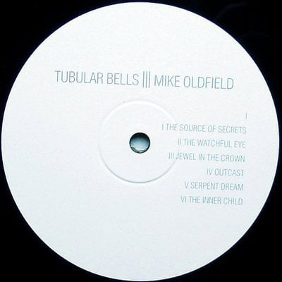 Mike Oldfield Tubular Bells Iii