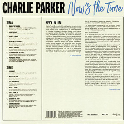 Charlie Parker Now'S The Time