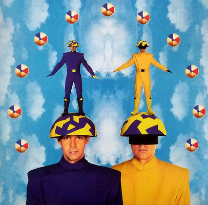 Pet Shop Boys Very