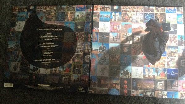 Pink Floyd A Foot In The Door
