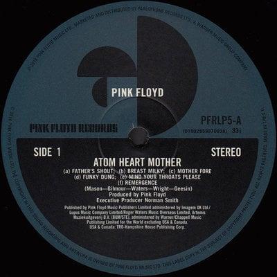 Pink Floyd Atom Heart Mother (2011 Remastered)