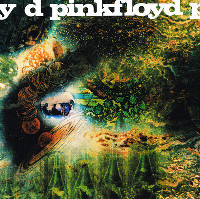 Pink Floyd A Saucerful Of Secrets - 2011 Remastered