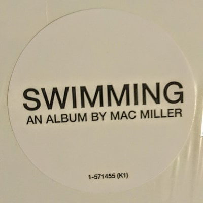 Mac Miller Swimming