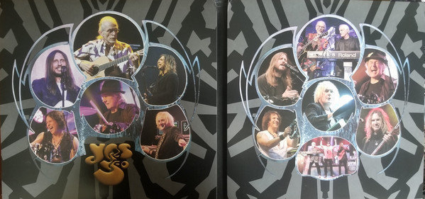 Yes Yes 50 Live (4 LP)