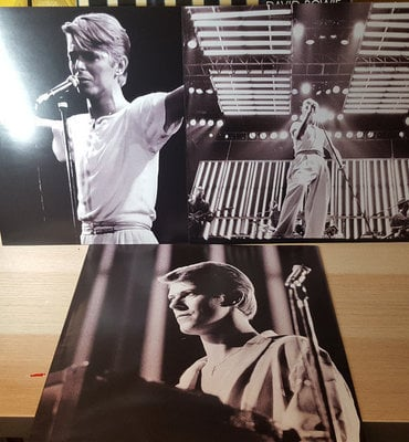 David Bowie Stage (2017 - Live) (3 LP)