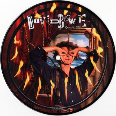 David Bowie Zeroes / Beat Of Your Drum (Single Vinyl)