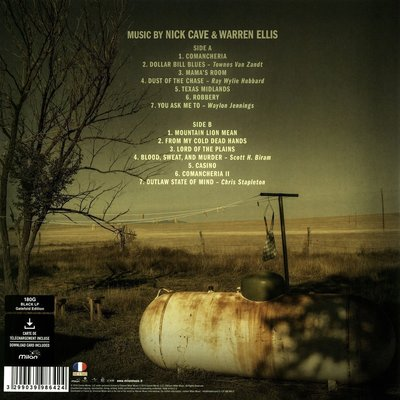 Nick Cave & Warren Ellis Hell Or High Water (Original Motion Picture Soundtrack)